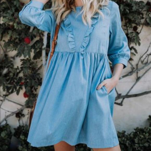 3e9b1a053c Dresses | Size Small Womens Cotton Boutique Dress | Poshmark